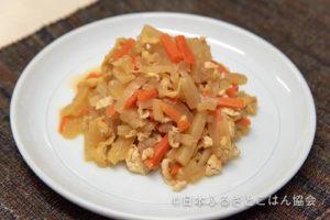 【福島県】常備菜からお正月の餅の味つけまでどんと来い!阿武隈の食卓の名バイプレーヤーが『引き菜炒り』です!